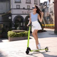 Wholesale 23KM / H Hoverboard Electric Scooter / Folding Electric Scoooter With 20-25 Km Max Distance from china suppliers