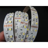 Wholesale 120led/m double row 5050 rgb+w cct dimmable strip from china suppliers