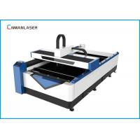 Wholesale CNC 500W 1000W high power IPG Raycus Laser Metal Cutting Machine from china suppliers