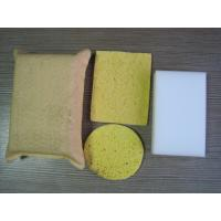 Wholesale Eco-friendly High  Water  Absorption  Colorful  Bamboo Fiber  Cleaning  Sponge from china suppliers
