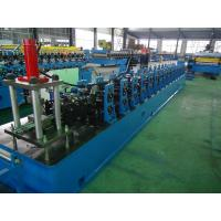 Wholesale 7.5KW Gcr 12 Cutter Steel Stud Roll Forming Machine , 1.4mm Thickness from china suppliers