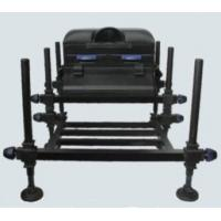 Wholesale Powder Coated Alum Two Drawers Fishing Seat Boxes with Footplate STBX020 from china suppliers