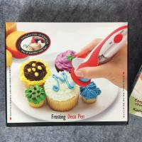 Wholesale DIY Kitchen Baking Tools Electric Frosting Deco Pen For Chocolate Sauce from china suppliers