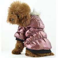 Wholesale Winter dog clothes with water-proof material from china suppliers