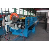 Wholesale 3kw Main Motor Downspout Roll Forming Machine with 80mm Shaft Diameter from china suppliers