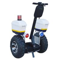 Wholesale EcoRider Latest Off Road Segway Electric Scooter with 72V 4000W motor for Police and Patrol from china suppliers