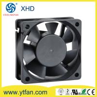 Wholesale 60X60X20MM 12V 24V auto cool solar power fan from china suppliers