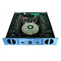 Wholesale 2×600W Concert Sound Equipment , 2 Channel Analogue Amplifier from china suppliers