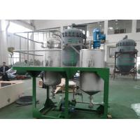 Wholesale 2500 Kg Vertical Pressure Leaf Filter 0.1-0.4 Mpa Mixer Pump Capacity 1.6-3 T/H from china suppliers