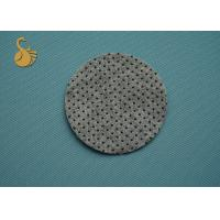 Wholesale Fireproof Non Woven Felt Needle Punched Fabric with Phthalate (DOP) Free PVC Dots from china suppliers