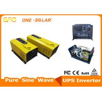 Wholesale Home Pure Sine Wave Solar Powered Inverter ≥90% Humidity With Toroidal Transformer from china suppliers