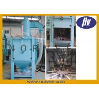 Wholesale Steel Shot Peening Automatic Wheel Sandblasting Machine With Single Station from china suppliers