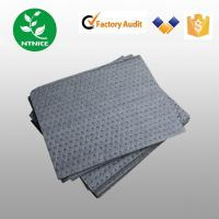 Quality hot sale 100% PP Spill Control  dimpled universal Spill Control 40cm*50cm absorbent pads for sale