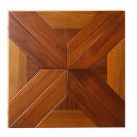 Wholesale Santos Mahogany wooden Parquet flooring from china suppliers