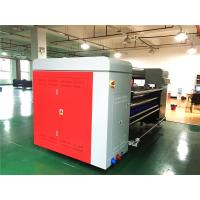 Quality 1800mm Digital Cotton Fabric Printing Machine 4 pico litter ink drop size for sale