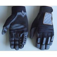 Wholesale Paded, Microfiber palm anti shock Automotive or heavy duty Mechanic Work Gloves from china suppliers