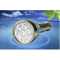 Wholesale MarsFire D-X5 7xXML2 5600LM led dive flashlight , underwater 100m waterproof diving torch from china suppliers
