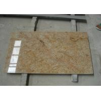 Wholesale Kashmir Gold Granite Floor Tiles Granite Stone Slabs Indoor Cutting Size from china suppliers