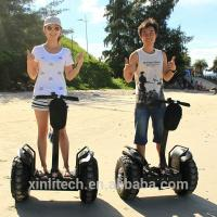 Buy cheap 30-35km Range Per Charge and 2*1000W Power sym self balancing electric scooter from wholesalers