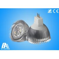 Wholesale High Lumen Plastic MR16 3w Cool Warm White LED Spot Light Bulb Lamp CQC from china suppliers