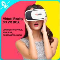 Wholesale 2016 Hot Sale Virtual Reality Glasses Plastic Google Cardboard 3D VR BOX 2.0 Adjustable 3D VR from china suppliers
