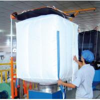 Wholesale PP Material Industrial Food Grade FIBC Big Bags For Rice / Flour / Food from china suppliers