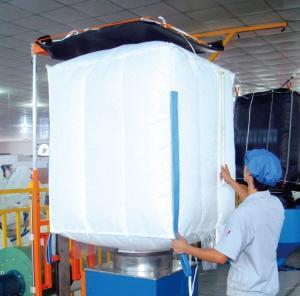 Wholesale UV Treated Food Grade FIBC Rice Bulk Bag / Big Bag / Container Bag 100% Virgin PP from china suppliers