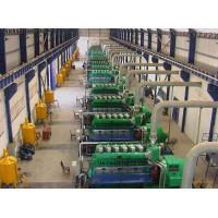 Buy cheap 1000KW-5000KW 400V - 11KV 650RPM 1000RPM MAN Engine Generator HFO and diesel oil from wholesalers