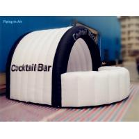 Wholesale 5m PVC Promotion Inflatable Booth Tent for Outdoor Advertisement from china suppliers