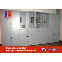 Wholesale Modren Steel File Shelving Systems storage shelving units With Drawer from china suppliers