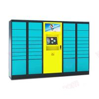 Wholesale Best Price High Quality Intelligent Post Delivery Locker with cash acceptor and coin acceptor from china suppliers