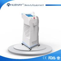 Quality 2016 diode laser permanent hair removal hospital equipment/808nm diode laser hair machine for sale