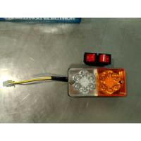 Wholesale Custom Truck Car Led Tail Lights Red / Orange Color Long Life Span from china suppliers