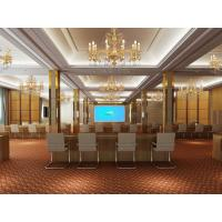 Wholesale Sound Proof Folding Internal Doors For Meeting Room , Interior Door from china suppliers