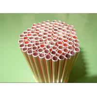Buy cheap Cold Drawn 4*0.6mm CU / Copper Coated Bundy Tube GB/24187-2009 from wholesalers