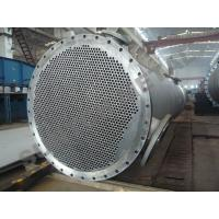 Wholesale Titanium Clad Shell Tube Heat Exchanger for Propylene Oxide Industry from china suppliers