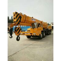 Buy cheap 80 ton capacity Tadano TG-800E truck crane year 2010 good condition 5 booms from wholesalers