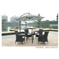 Wholesale 2014 wicker rattan outdoor dining table chair set from china suppliers