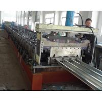 Wholesale Auto Metal Deck Roll Forming Machine Cladding Panel Cold Roll Forming Equipment from china suppliers