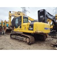 Wholesale Original japan Used KOMATSU PC220-8 Excavator For Sale from china suppliers