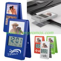 Wholesale Clip-It LCD Picture Frame Stand-Up Clock from china suppliers