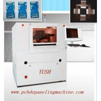 Wholesale Ul Rohs Hasl Fr4 94v0 Laser PCB Depaneling Machine with Water Cooling from china suppliers