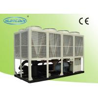 Wholesale High pressure R134A Air Cooled Water Chiller with Screw Compressor from china suppliers
