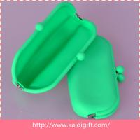 Wholesale Fashionable Colorful Silicone Purse Customized For Promotion Gift from china suppliers