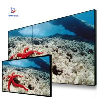 Wholesale LG original panel HD Video Wall 3.8mm media display 49 inch LCD screen video wall from china suppliers