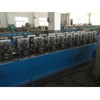 Wholesale 1100w Door Frame Roll Forming Machine 5.0T 1.6 - 2.0mm Steel Material Thickness from china suppliers
