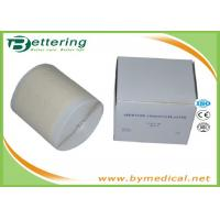 Wholesale White Colour Perforated zinc oxide aperture adhesive plaster medical tape plaster from china suppliers