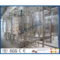 Wholesale 25000LPH Yoghurt / Cheese / Butter Dairy Processing Plant With SGS ISO 9001 from china suppliers
