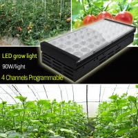 Wholesale 90W Full spectrum LED Grow light for Flower plant Hydroponics Green Growth Lighting from china suppliers