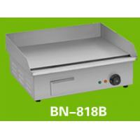 Wholesale 220V 3KW Safety Cooking Stainless Steel Flat Top Grill For Home Kitchen / Restaurant from china suppliers